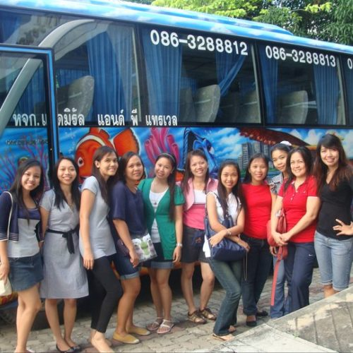 2010 EGIP, IPMC and GREEN FRONTIER (with guests from BKPI) Team Building