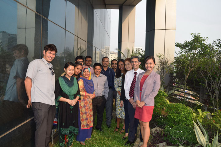 Business Annual Review & Plant Visit
