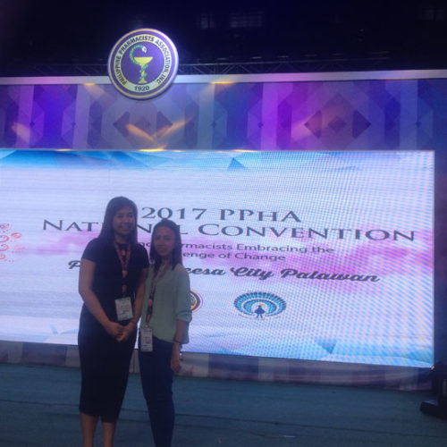 2017 National Convention – The Philippine Pharmacists Association