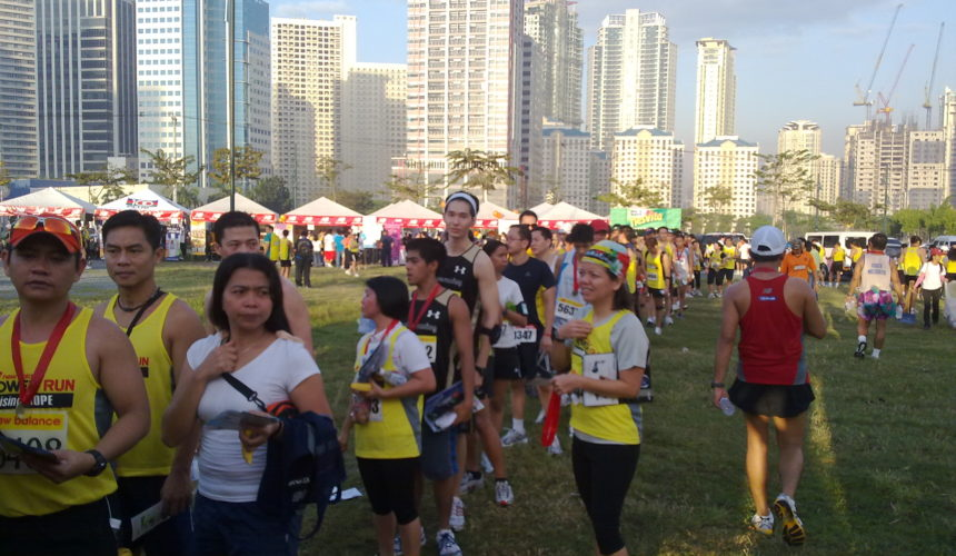 Power Run: Raising Hope